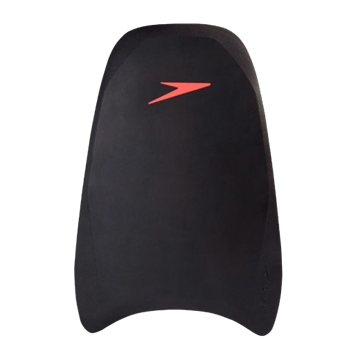 Speedo Fastskin Kick Board Black / Siren Red