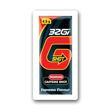 32Gi G-Shot koffein gel shot