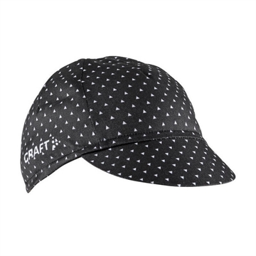 Craft Race Bike Cap Sort/Hvid