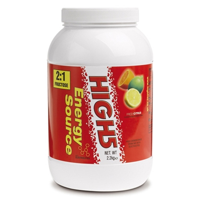 High5 EnergySource - 2,2kg Energidrik